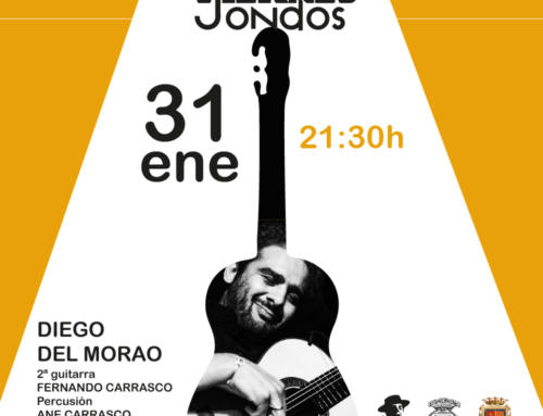 VIERNES JONDOS CON DIEGO DEL MORAO