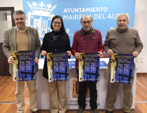 VII EXALTACIÓN DE LA SAETA MAIRENA, JEREZ, UTRERA Y MÁLAGA REZAN JUNTAS POR SAETAS